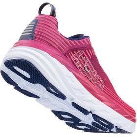 Hoka One One Bondi 6 Running Shoes Women boysenberry/blue depths